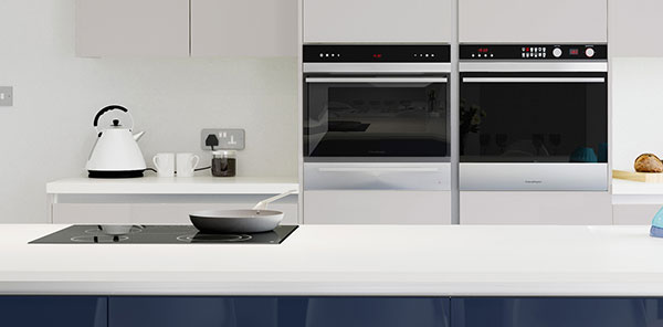 Integrated kitchen appliances