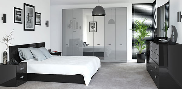 Bedroom design Oldham