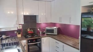 John Maddocks' New Fitted Kitchen in Oldham