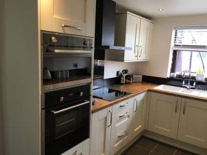 Mr & Mrs Thompson's New Kitchen in Chadderton