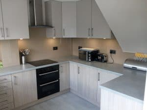 New Kitchen Project For Mr Goodman in Waterhead, Oldham